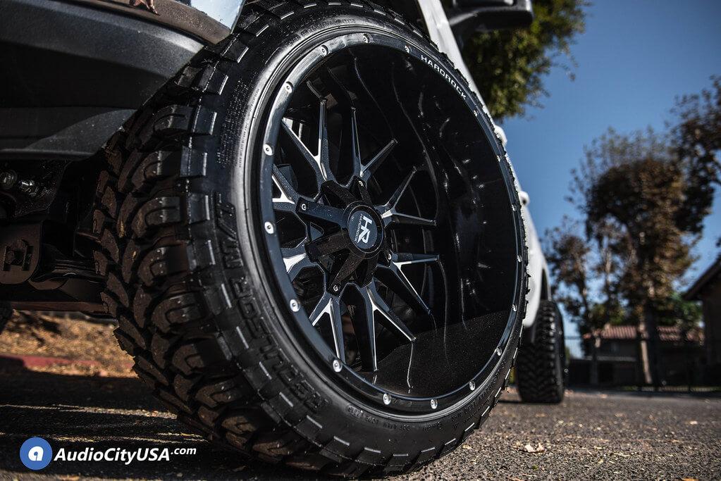 Hardrock Wheels