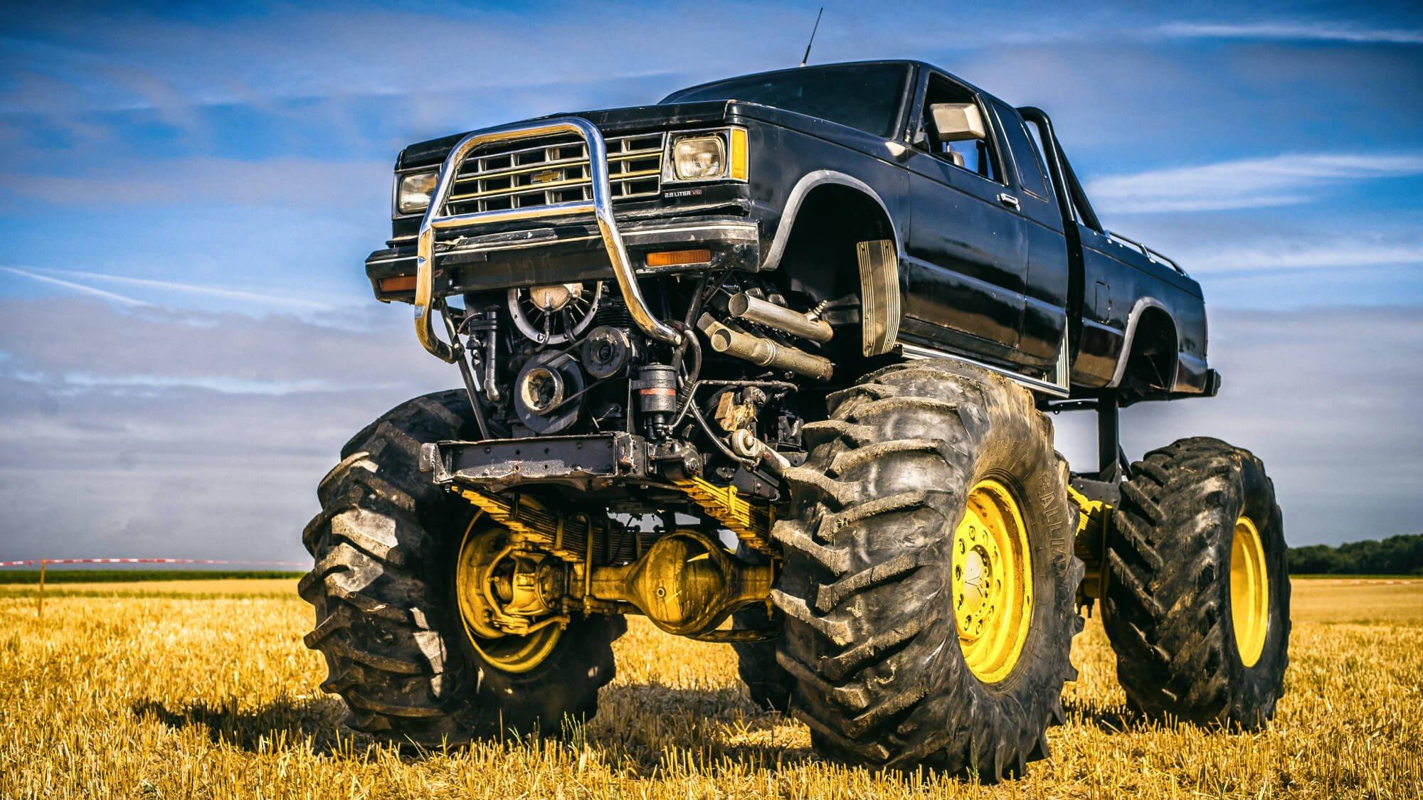 do larger tires ride better