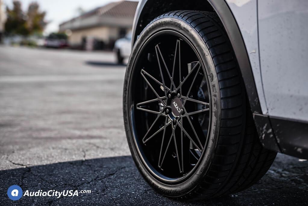 """22"""" Azad Wheels AZ41"""