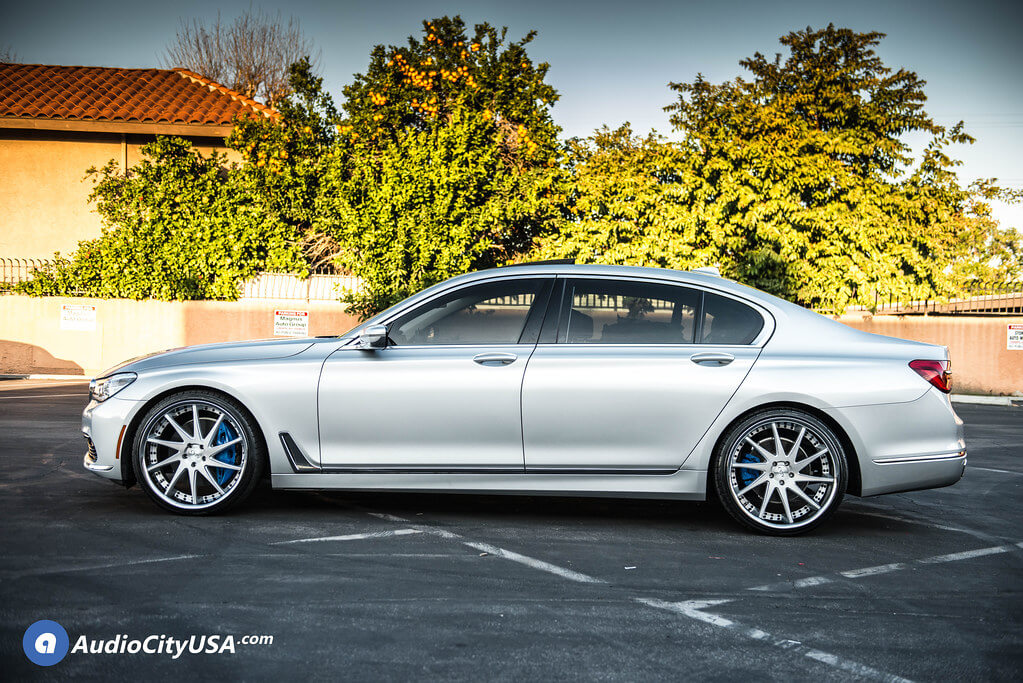 """22"""" Staggered Azad Wheels"""