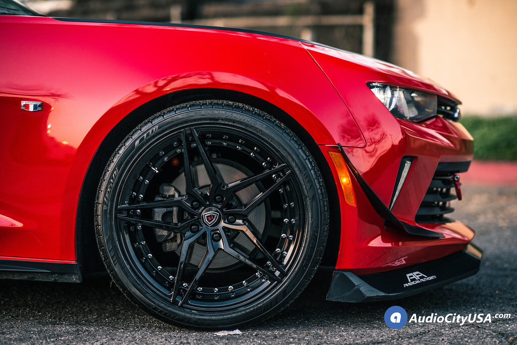 """20"""" Staggered Marquee Wheels"""