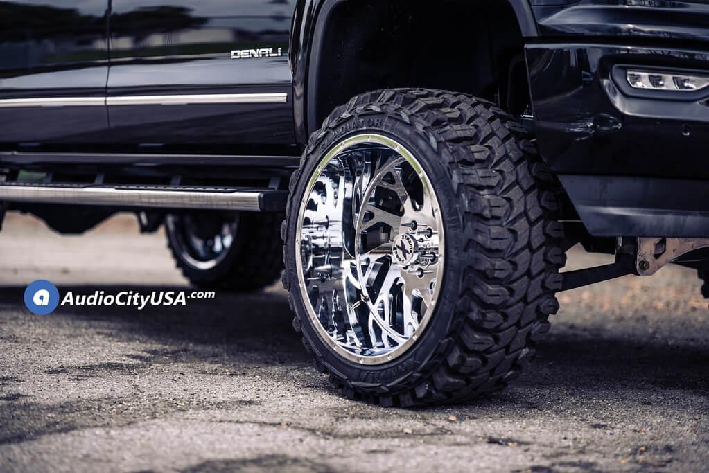 Xtreme Force Wheels