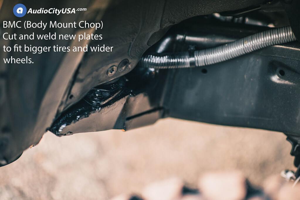 "20"" Fuel Wheels D610 Maverick Gloss Black Milled Off-Road Rims"
