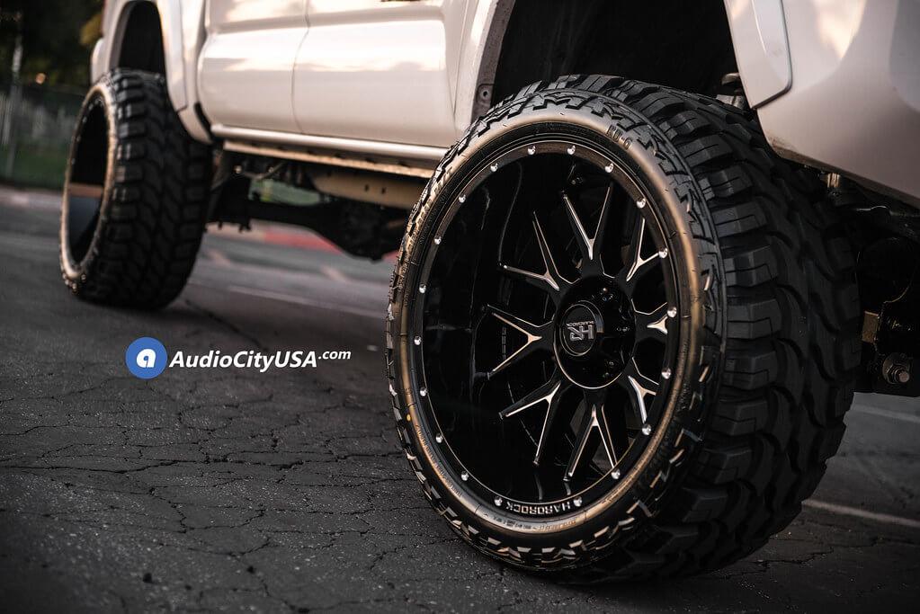 "22"" Hardrock Wheels"