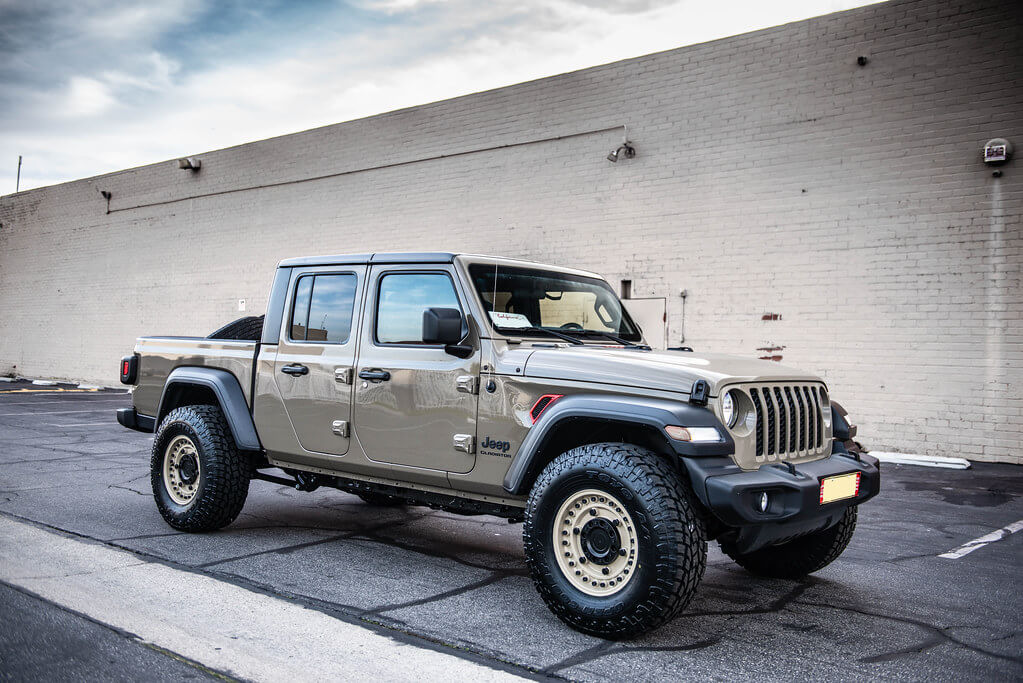 "20"" Black Rhino Wheels Armory Desert Sand Off-Road Rims"