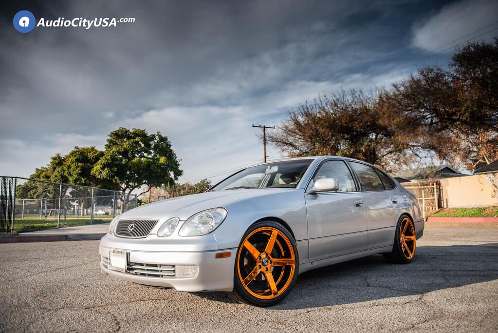 20″ Staggered STR Wheels