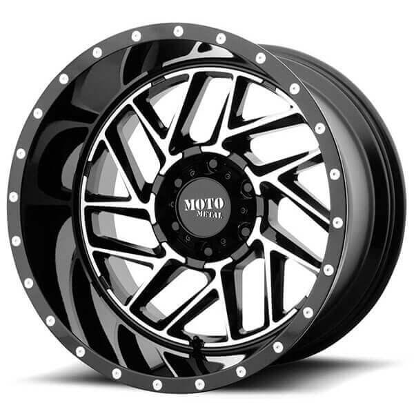 MOTO-METAL-Wheels-MO985-Breakout-Gloss-Black-Machined-rims-AudiocityUSA