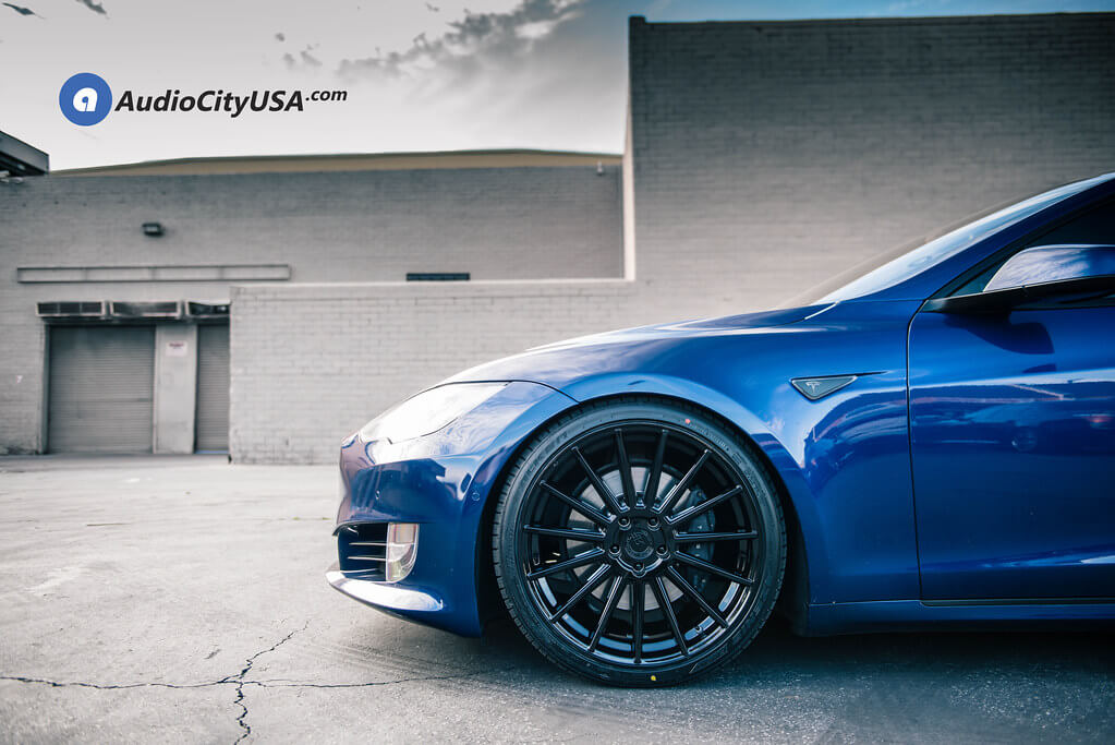 Staggered Road Force Wheel