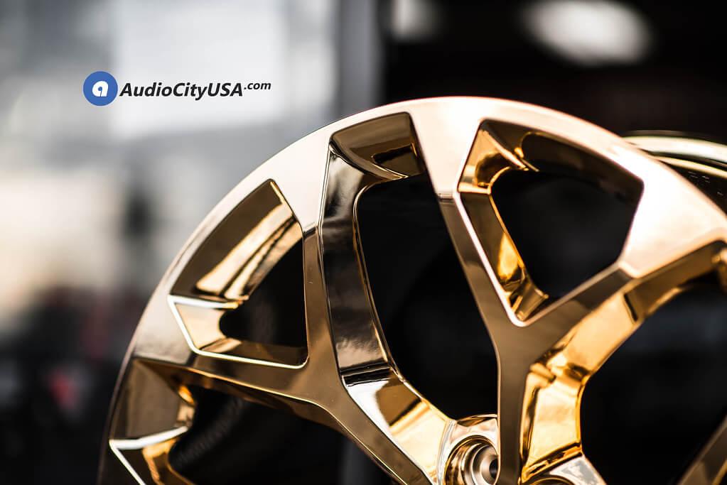 22″ & 24″ STR Wheels