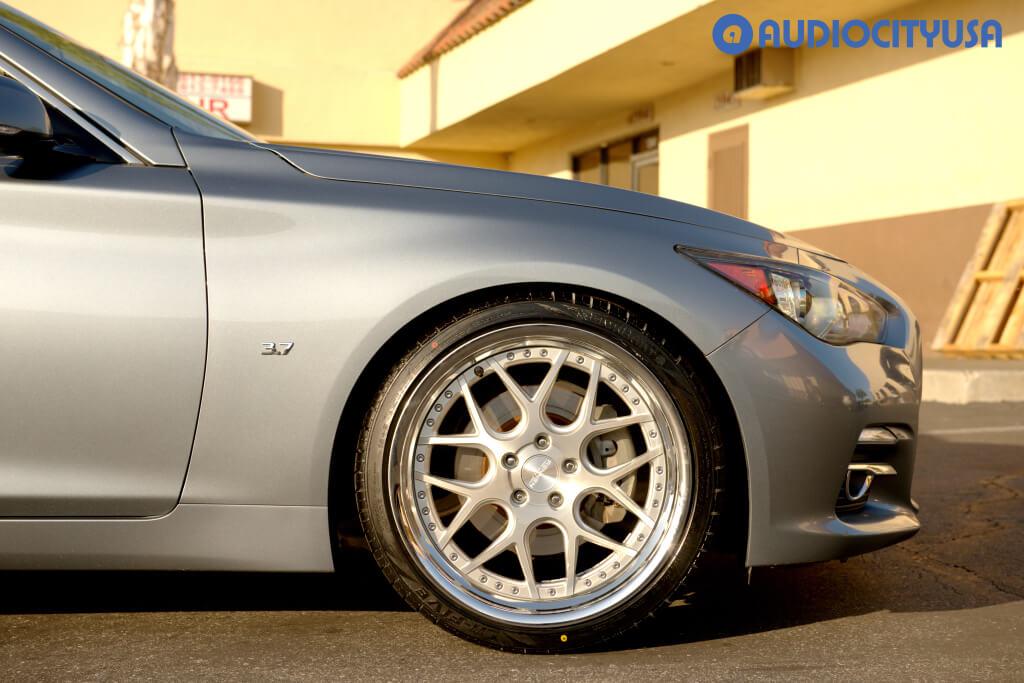 Rennen wheels