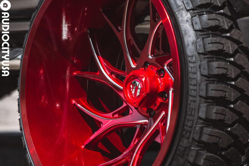 Fuel Wheels