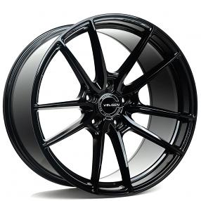 20 Velgen Wheels Vf5 Gloss Black Rims Vgn021 1
