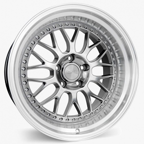 """19"""" ESR Wheels SR01 Hyper Black JDM Style Rims #ESR012-3"""