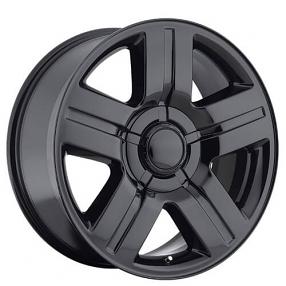 24quot Chevy SilveradoSuburban Wheels Texas Edition Gloss