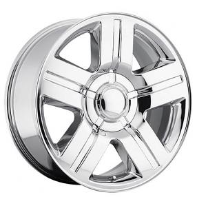 "Suburban Buick Gmc >> 24"" Chevy Silverado/Suburban Wheels Texas Edition Chrome OEM Replica Rims #OEM005-3"