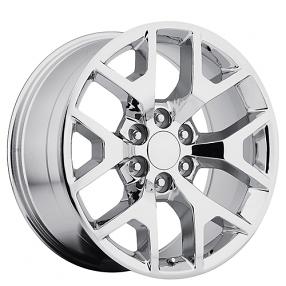 "26"" 2014 GMC Sierra Wheels Chrome OEM Replica Rims #OEM020-4"