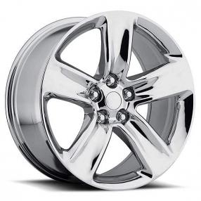 jeep grand cherokee wheels chrome oem replica rims oem