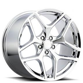 "20"" Chevy Camaro Wheels Chrome OEM Replica Rims #OEM210-1"