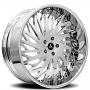 "20"" Artis Forged Wheels Northtown Chrome Rims"