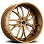 "20"" Staggered Artis Forged Wheels Biscayne Matte Bronze Rims"
