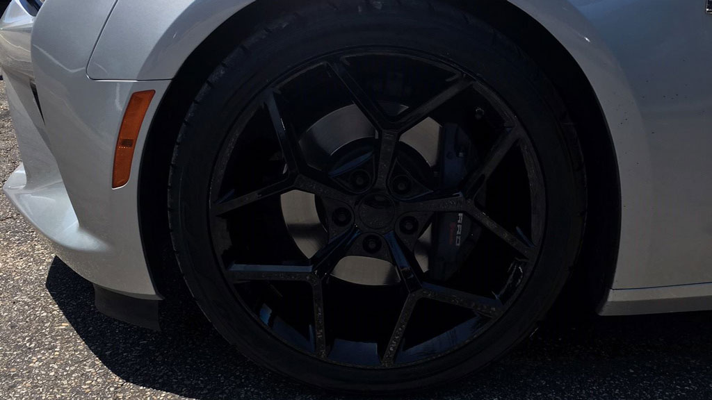 OE CREATIONS PR126 Matte Black Wheel 20 x 9. inches //5 x 67 mm, 30 mm Offset