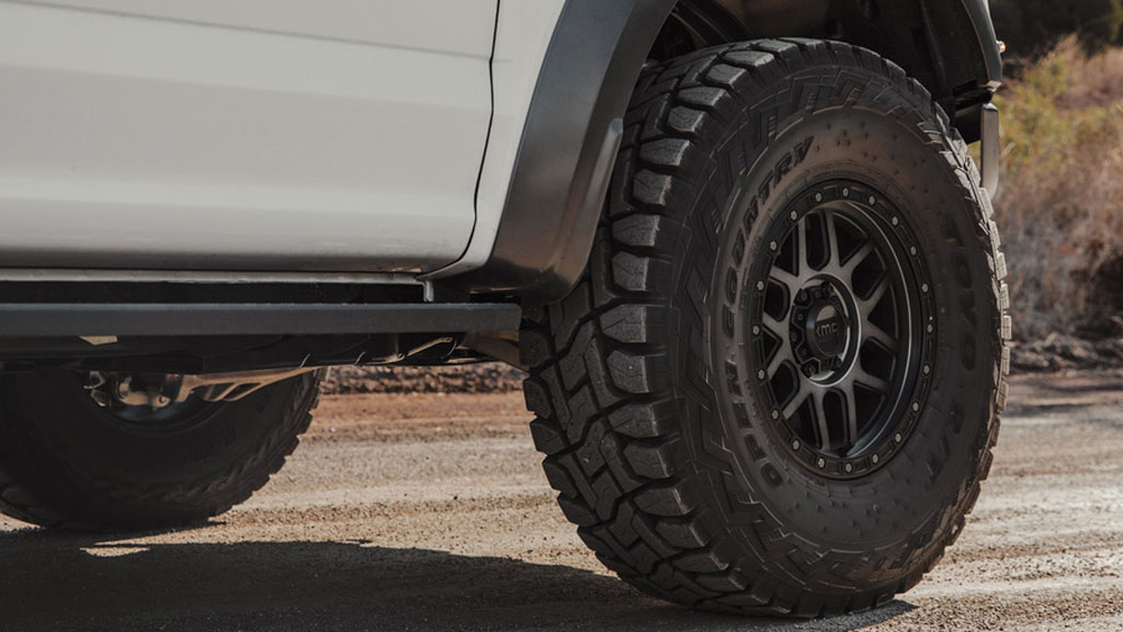 17 U0026quot  Kmc Wheels Km544 Mesa Satin Black With Gray Tint Off