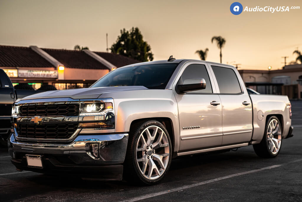 Gmc Sierra Wheels Silver Machine Oem Replica Rims Audiocityusa A E Fe besides Mustang Gt Seat Covers likewise Maxresdefault likewise  likewise Hqdefault. on custom 1993 chevy truck