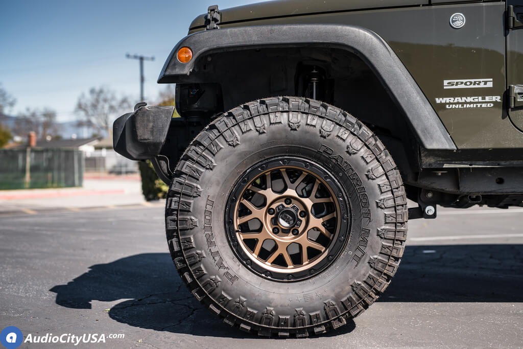 "Jeep Wrangler Lift Kit >> 2017 Jeep Wrangler JK 17x8.5"" Wheels+Tires+Suspension ..."