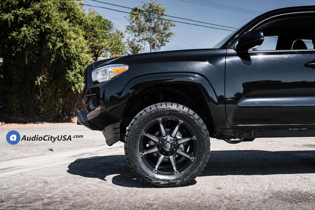 "Rt 22 Toyota >> 2018 Toyota Tacoma 20x9"" Wheels+Tires+Suspension Package Deal #PKG039"