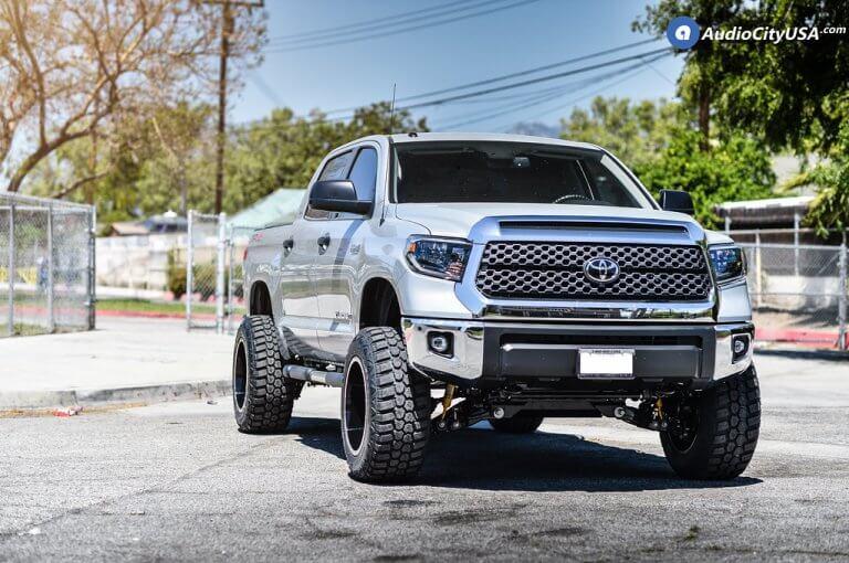 2018 Toyota Tundra 20x12 Quot Wheels Tires Suspension