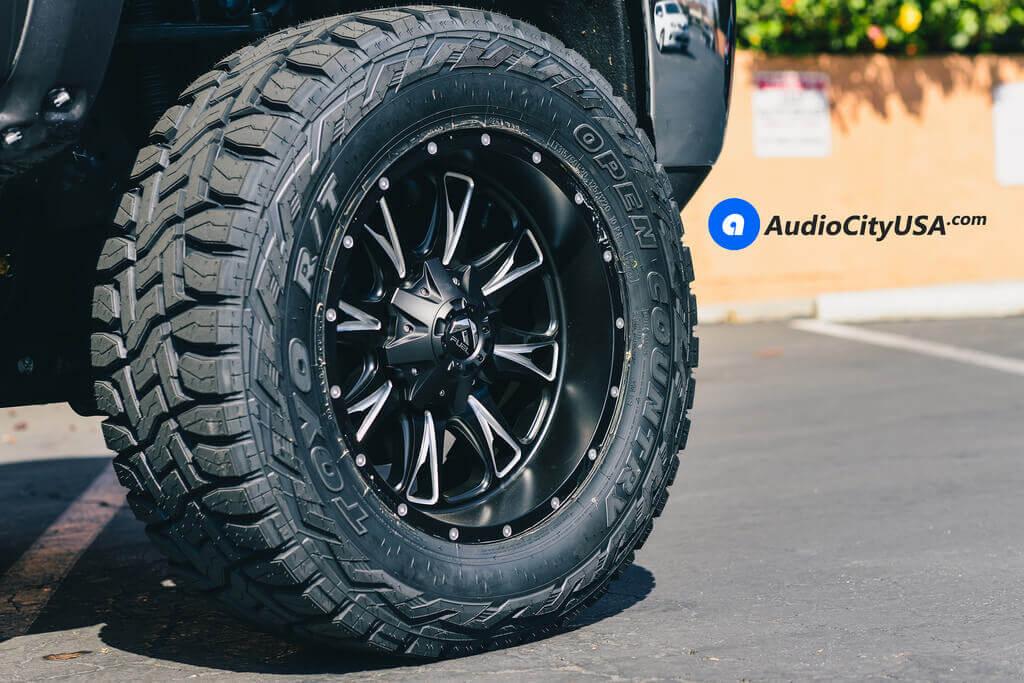 """2015 Chevrolet Silverado 20x10"""" Wheels + Tires ..."""