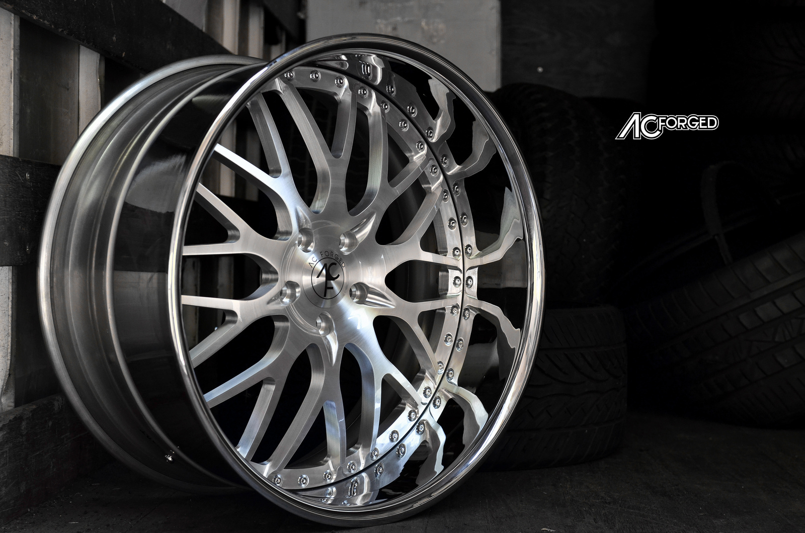 19 Quot Ac Forged Wheels Rims 313 Gm 3 Piece Ac017 2