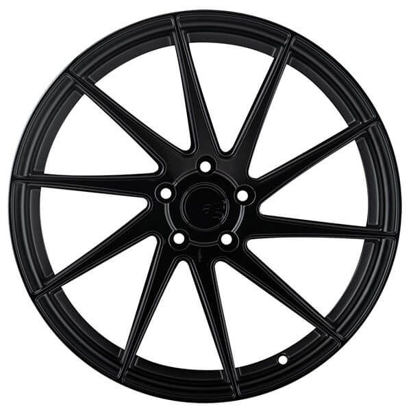 19 Avant Garde Wheels M621 Matte Black Rims Ag049 1