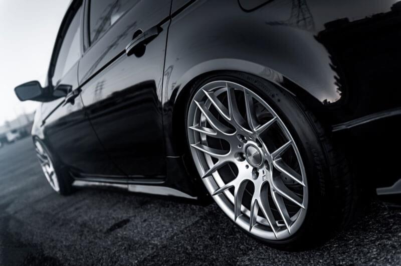 "Honda City 2015 >> 18"" Avant Garde Wheels M359 Hyper Silver Rims #AG015-1"