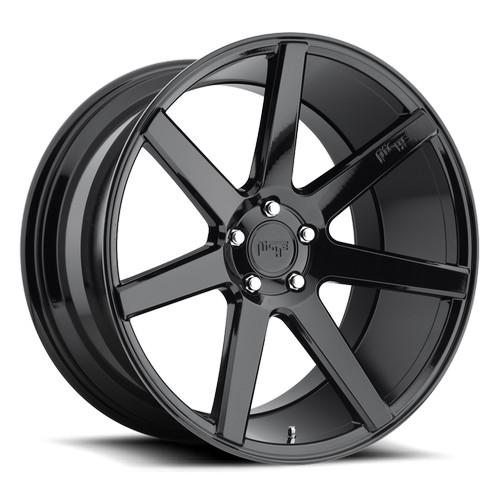 Niche Wheels M168 Verona Gloss Black Rims