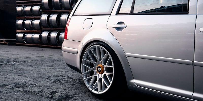 19 Quot Staggered Rotiform Wheels R140 Rse Silver Rims Rtf024 4