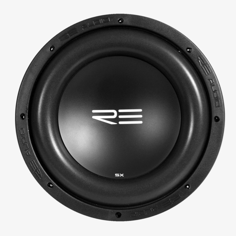 Re Audio Sxx V2 Series Woofer 10 Inch Dual 2 Or 4 Ohm 1200w Sxx10 V2 2