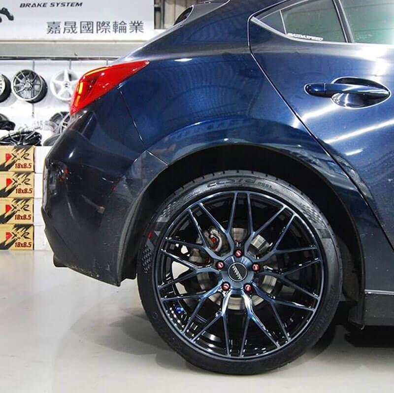 19 Quot Varro Wheels Vd06 Gloss Black Rims Vrr031 1