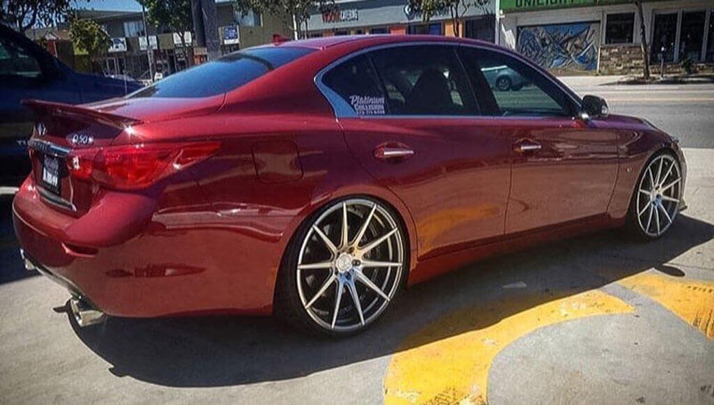 "Audi Com Usa >> 22"" Staggered Verde Wheels V20 Insignia Silver Machined ..."
