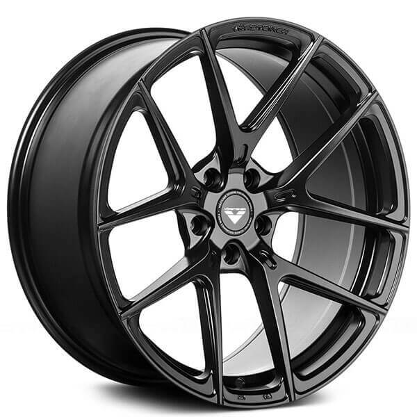 20 Vorsteiner Wheels V Ff 101 Black Rims Vst001 3