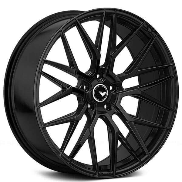 19 Vorsteiner Wheels V Ff 107 Gloss Black Rims Vst025 1