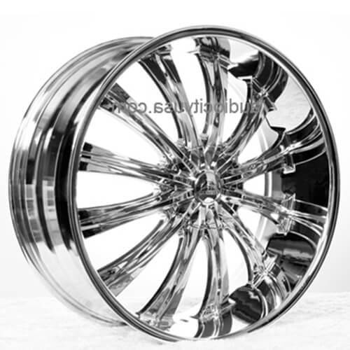 28 Quot Borghini Wheels B15 Chrome Rims Bor007 6