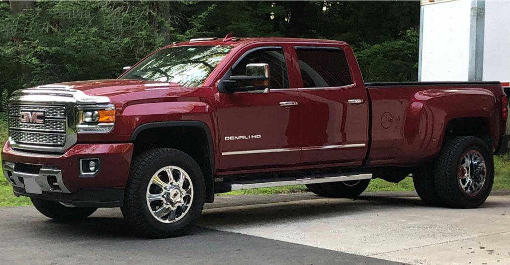 "Dodge Lift Kits >> 22"" Cali Wheels 9105 Brutal Dually Chrome Off-Road Rims #CAL011-2"