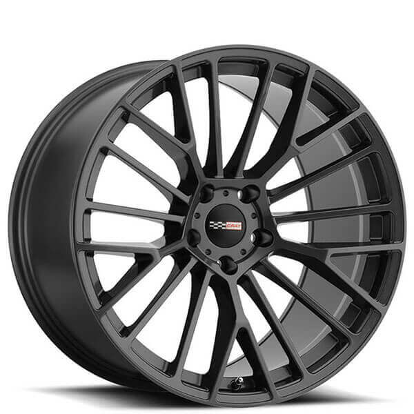 Cray Wheels Astoria Gloss Gunmetal Rotary Forged Rims