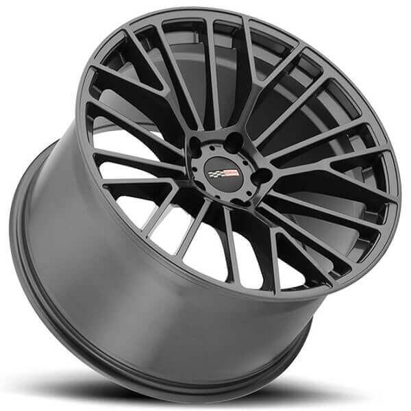 Cray Wheels Astoria Gloss Gunmetal Rotary Forged Rims