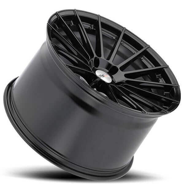 Cray Wheels Mako Gloss Black Rotary Forged Rims