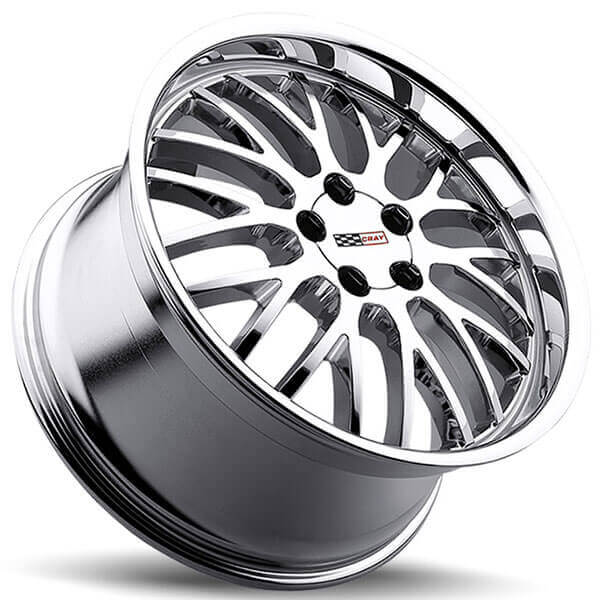 Cray Wheels Manta Chrome Rims