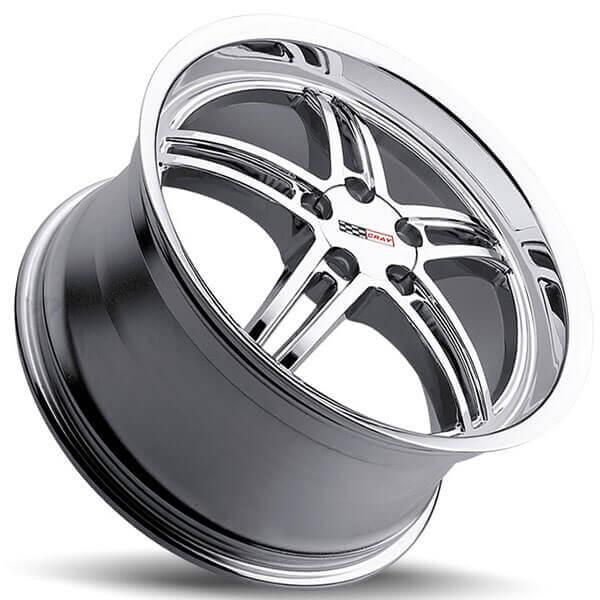 Cray Wheels Scorpion Chrome Rims