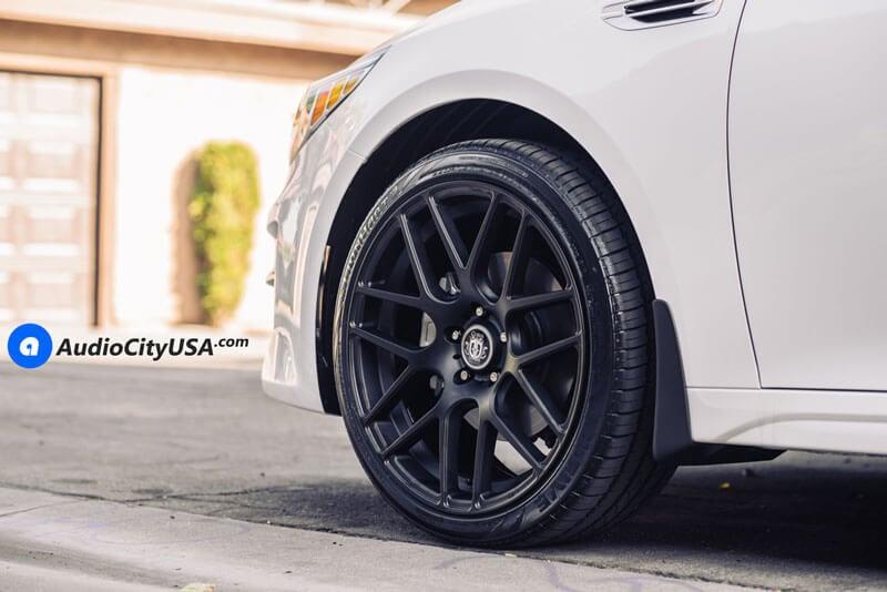 19 Quot Curva Wheels C7 Matte Black Rims Cur010 2
