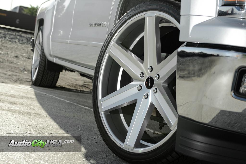 26 Quot Giovanna Wheels Dramuno 6 Silver Machined Rims Gv009 4